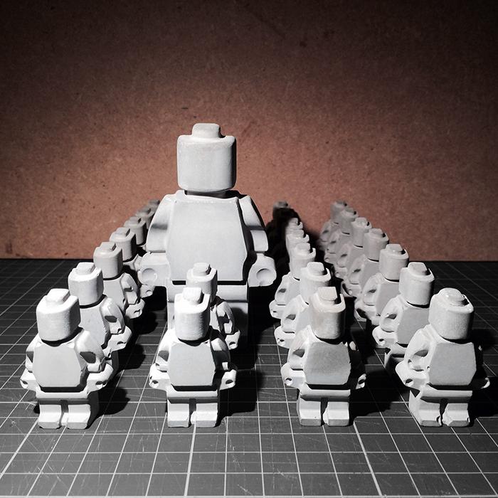 Lego Man Group 02
