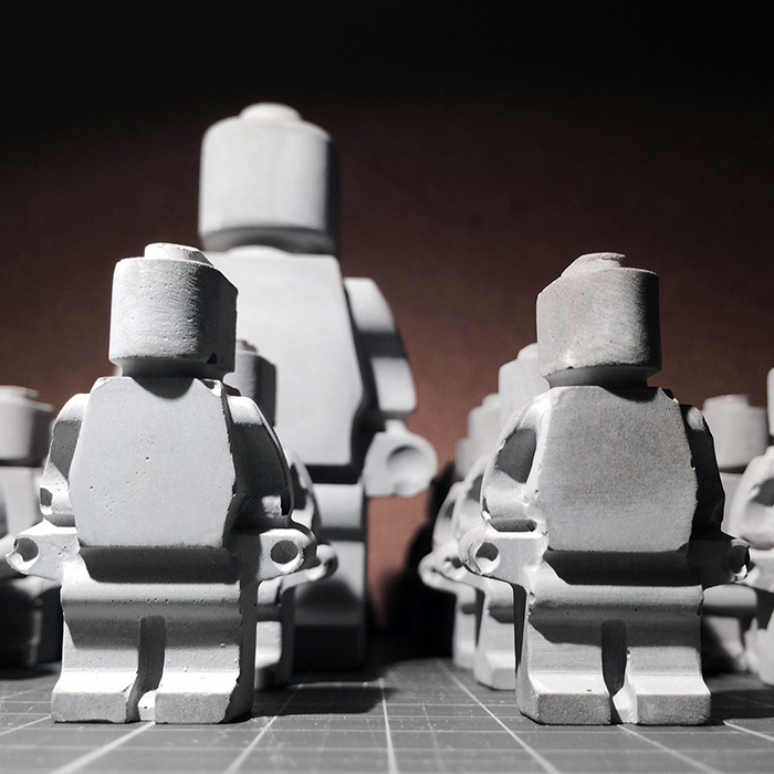 Lego Man Group 03