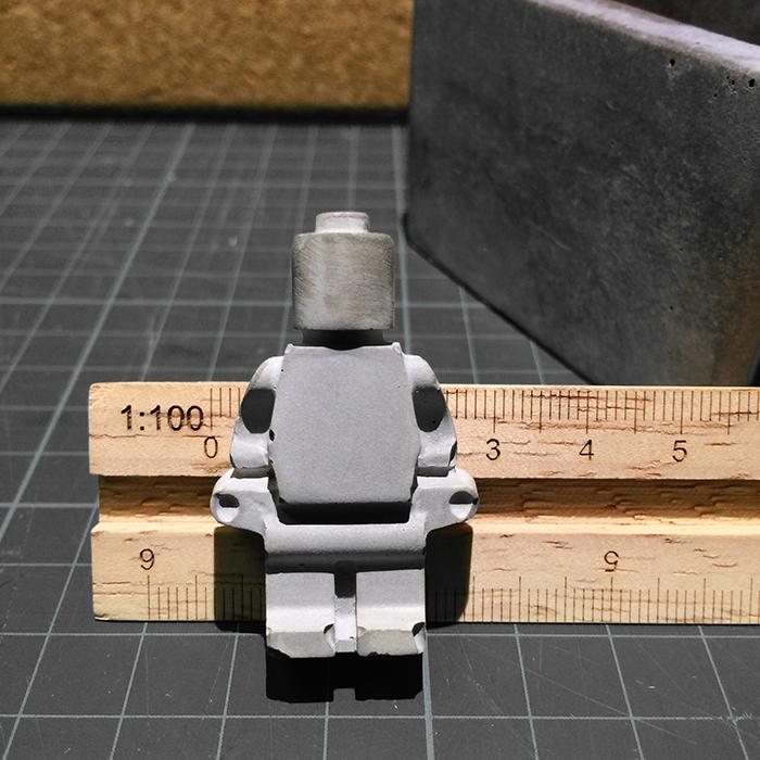 Lego Man Small 02